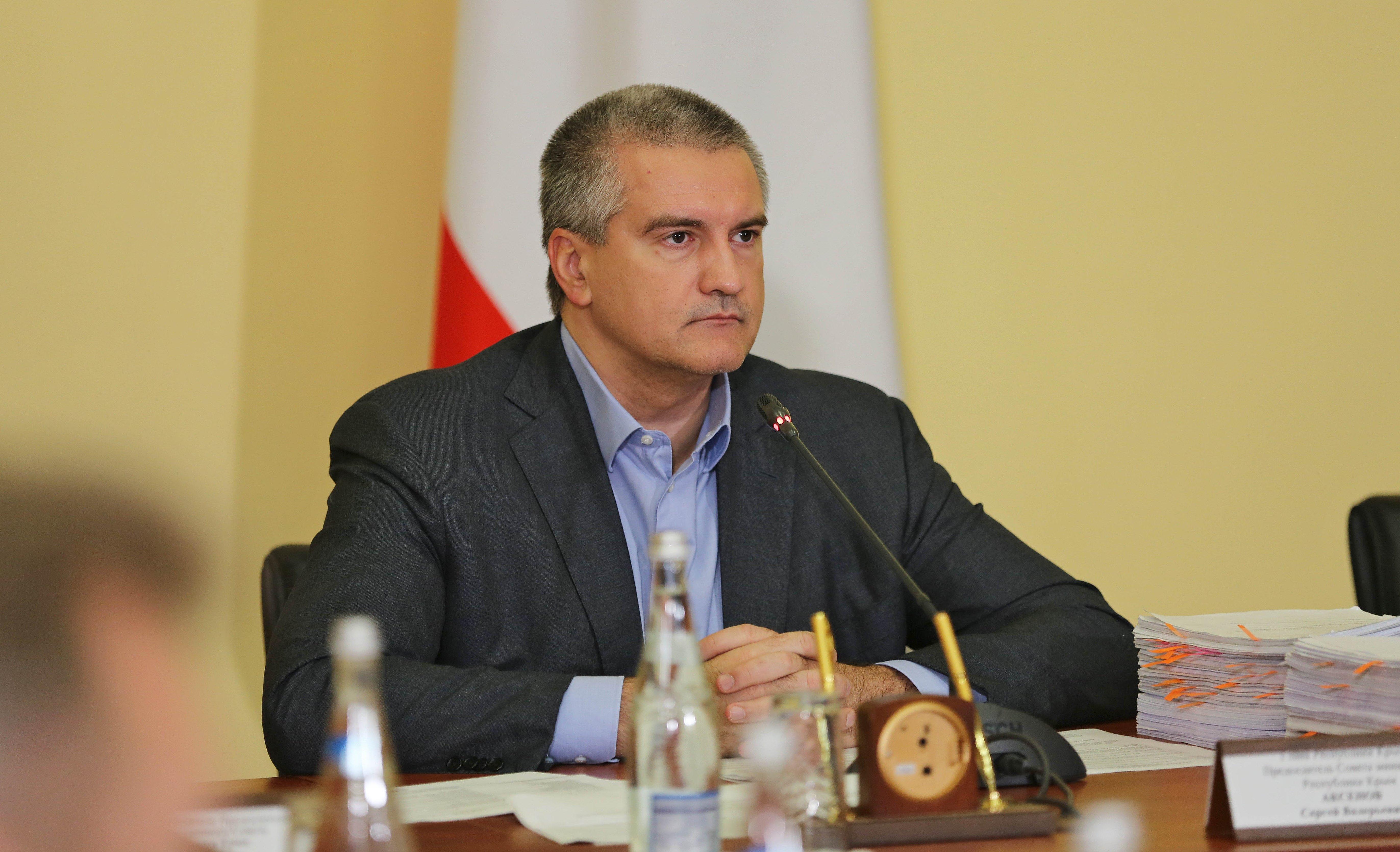 Руководитель Крыма предложил сделать детские сады бесплатными