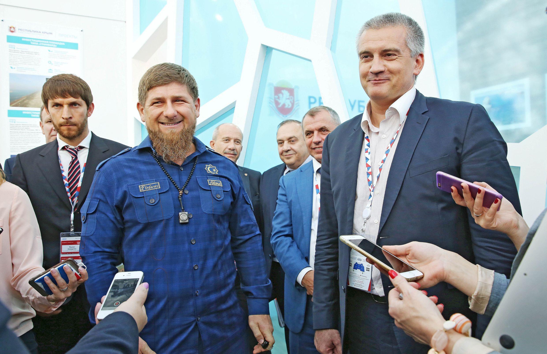 Крымский «премьер» активно перенимает «положительный опыт» Чечни