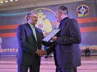 Сергей Аксёнов принял участие в торжественном мероприятии, посвящённом Дню спасателя Российской Федерации
